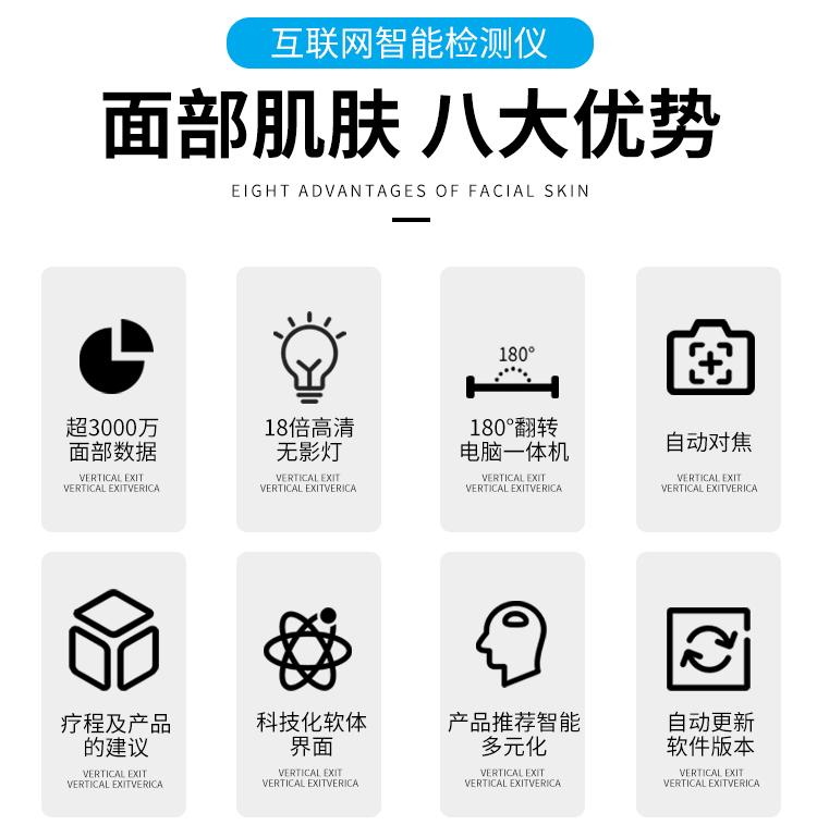 智能面部拍照仪的八大优势介绍