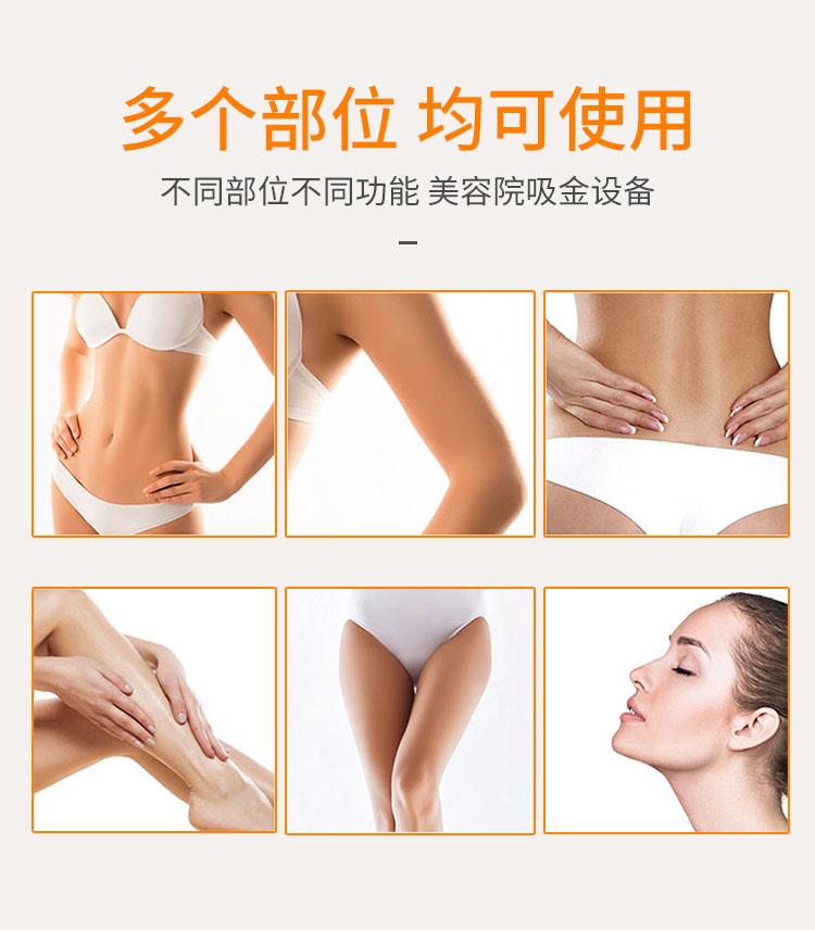 发烧大师美可使用于人体的多个部位
