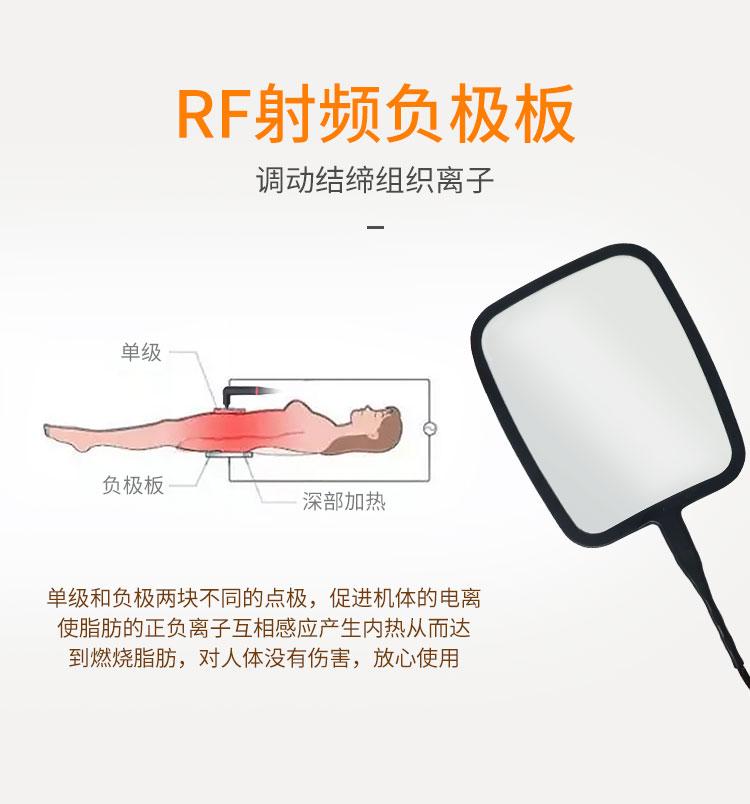 发烧大师RF射频负极板