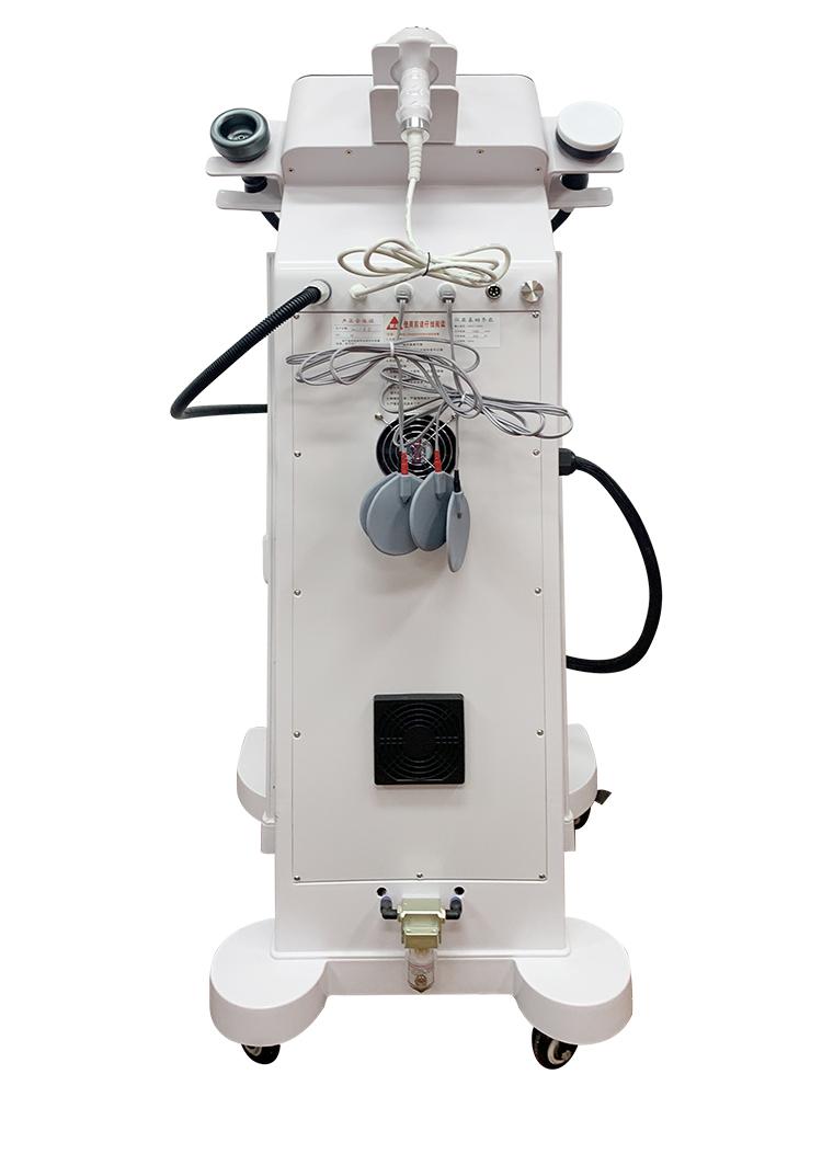 纳米微波爆脂仪背面实拍图