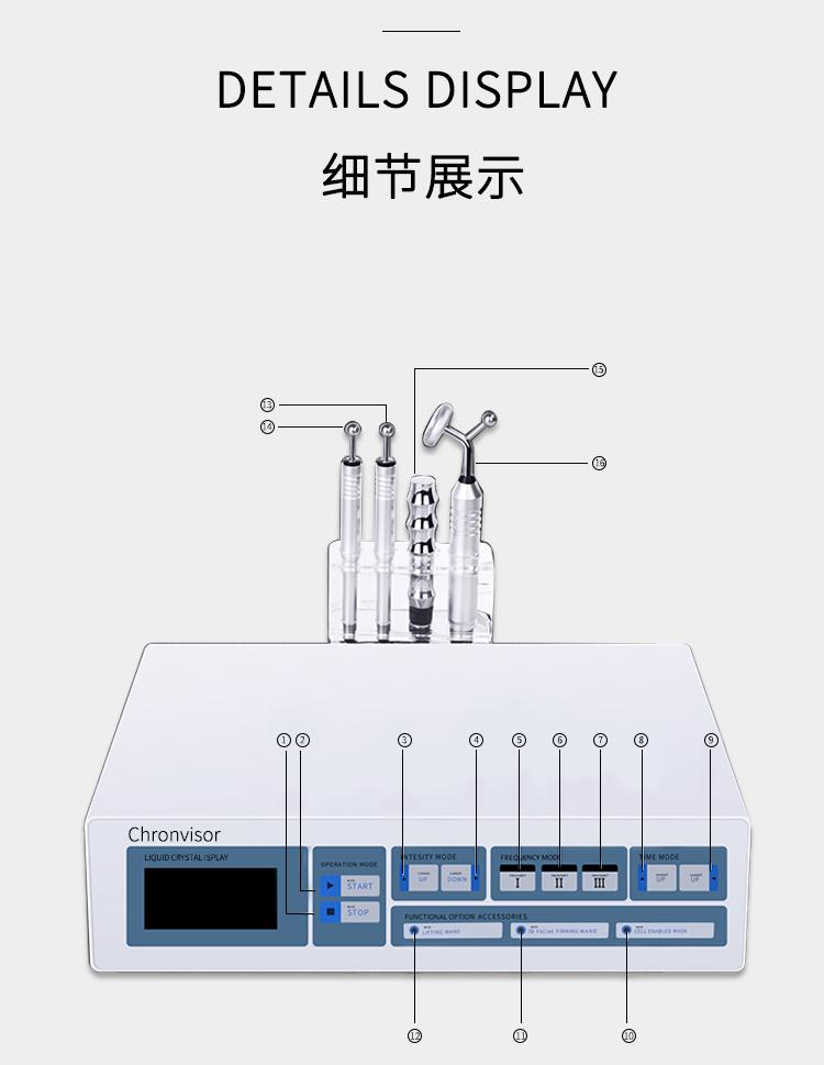 细胞活化仪细节展示